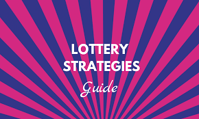How to Pick Lottery Numbers – Is There a Strategy?